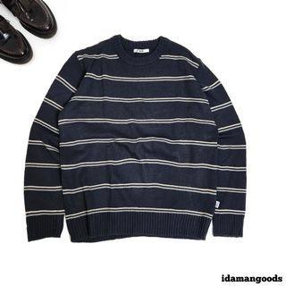 1'soft knitwear basic stripe
