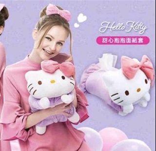 三麗鷗 kitty 面紙套