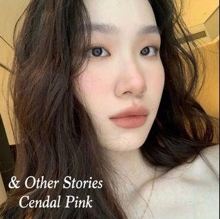& Other Stories 腮紅 Cendal Pink 熱門色號