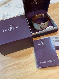 Charriol Cuff Bangle M