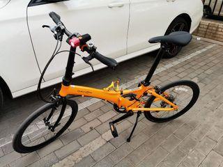 Dahon Visc Evo Tiagra 10-speed 451 Foldable Bicycle