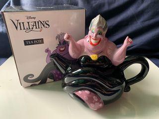 Disney Villains - Ursula Tea Pot from Disney Store Japan