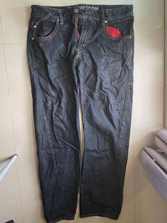 EDWIN 男性 牛仔褲 長褲 休閒褲 腰圍平量47公分