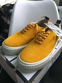 EYTYS x H&M Sneakers. Size 43 (10 USmens) Sunflower. Brand new with tags and box