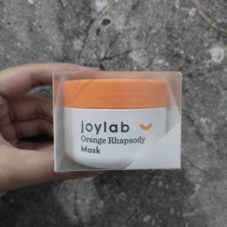 (Freeongkir) Joylab Orange Rhapsody Mask