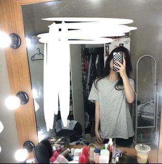 H&M Grey Marl Tshirt