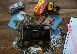 Kamera Analog Pocket Kodak KB10