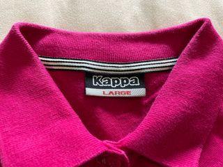 Kappa Women Polo Tee Large