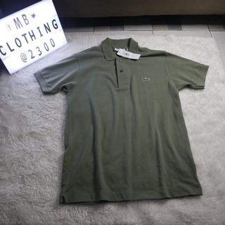 Lacoste Men Army Green