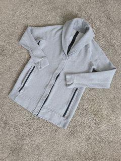 Lululemon Grey Wrap Sweater - Size 4