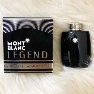 Mont Blanc Legend 4.5ml