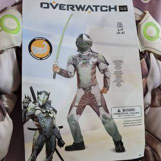 Overwatch Genji costume