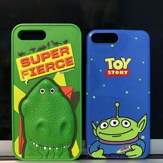 Preloved Bundle Toys Story Case for Iphone 7+