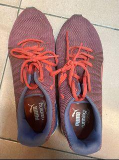 二手puma運動鞋25號