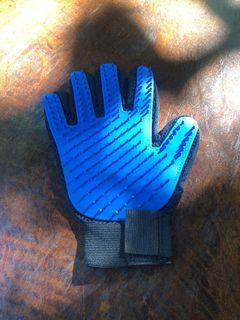 Sarung Tangan Sisir untuk Kucing dan anjing, comb Glove for dogs and cats