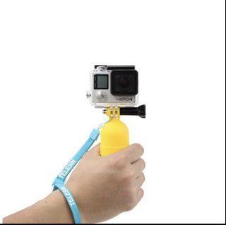 Telesin 運動相機多功能浮力桿 gopro DJI