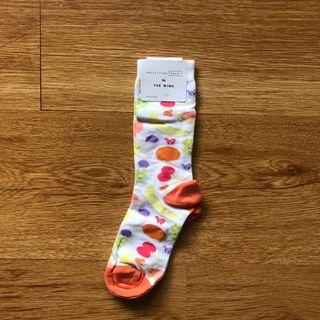 The Wing Patterned Socks