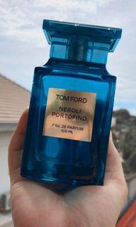 Tom Ford Neroli portofino edp authentic US tester perfume