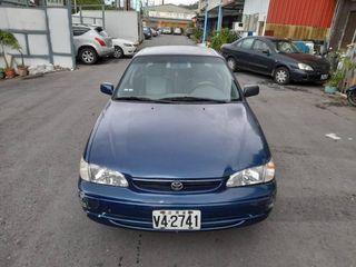 TOYOTA            COROLLA      1998     1800cc