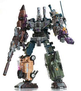 Transformers JB Bruticus