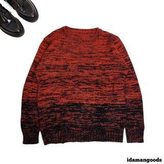 Unbranded knitwear basic gradation color