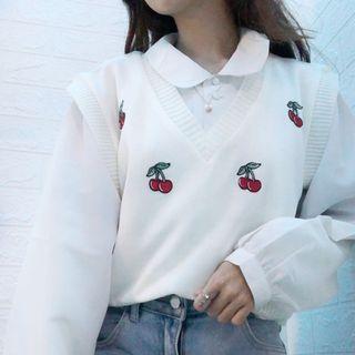 vest cherry