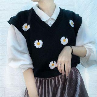 vest daisy