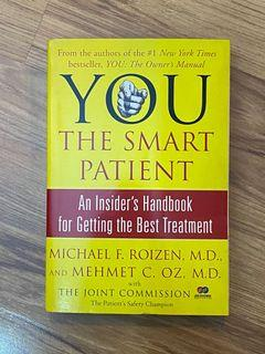 YOU The Smart Patient book