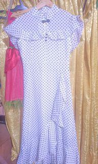 Brandnew polka dress