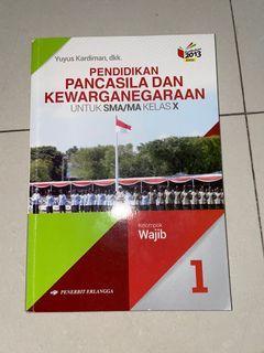 Buku Kelas BAHASA INDONESIA SMA Kelas 10