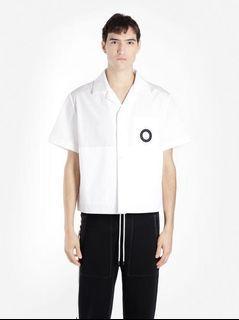 Craig Green White short sleeve shirt 19ss size L