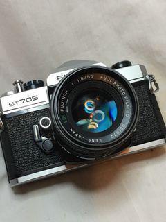 FUJICA ST 705 & Lens M42