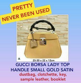 GUCCI BORSA LADY