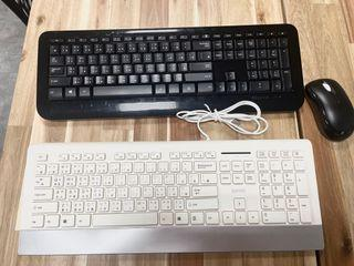 電腦鍵盤 無線 Kinyo Microsoft 