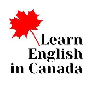 LEARN ENGLISH IN CANADA