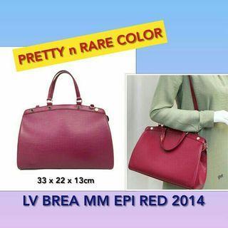 LV BREA MM RED EPI 2014 #bgtc