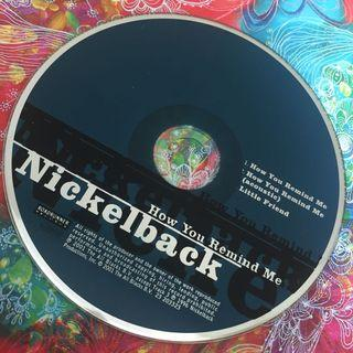 Nickelback CD: How You Remind Me