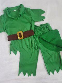 Peter Pan Costume 2T