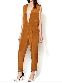 Phillip Lim 3.1 Resort 2016 Silk Jumpsuit