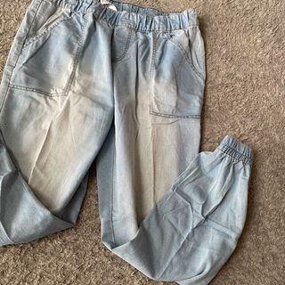PRELOVED Celana Jeans Bigsize Jumbo
