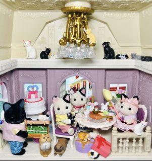 Sylvanian Families Birthday Set