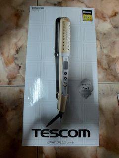 Tescom 6合一造型整髮器
