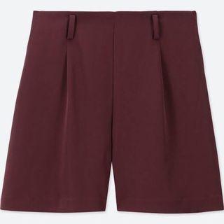 Uniqlo Drape Shorts