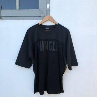 Zucca Mingle 26 Mesh Rapper Tshirt