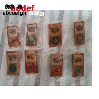 $20 pokemon gym badges