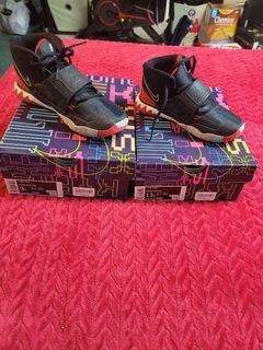 2 pairs of Kyrie basketball shoes
