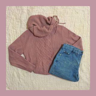 秋冬甜美系列#毛衣、打底衫