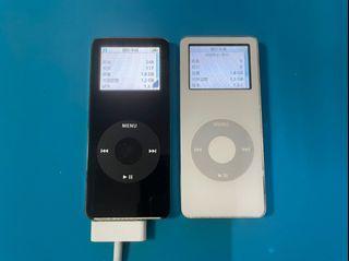 「私人好貨」🔥收藏機 iPod nano 1th 2GB 無盒/無配件 MP3 隨身聽 自售 中古 二手 空機 音樂機