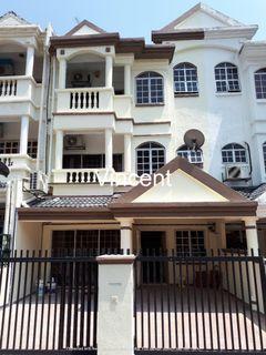 ( RENT ) 2.5 STY TERRACE HOUSE AT BAYAN HILL HOMES , PUCHONG JAYA