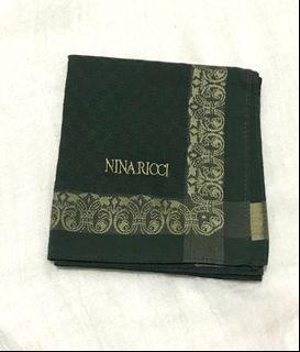 Authentic Nina Ricci Hanky